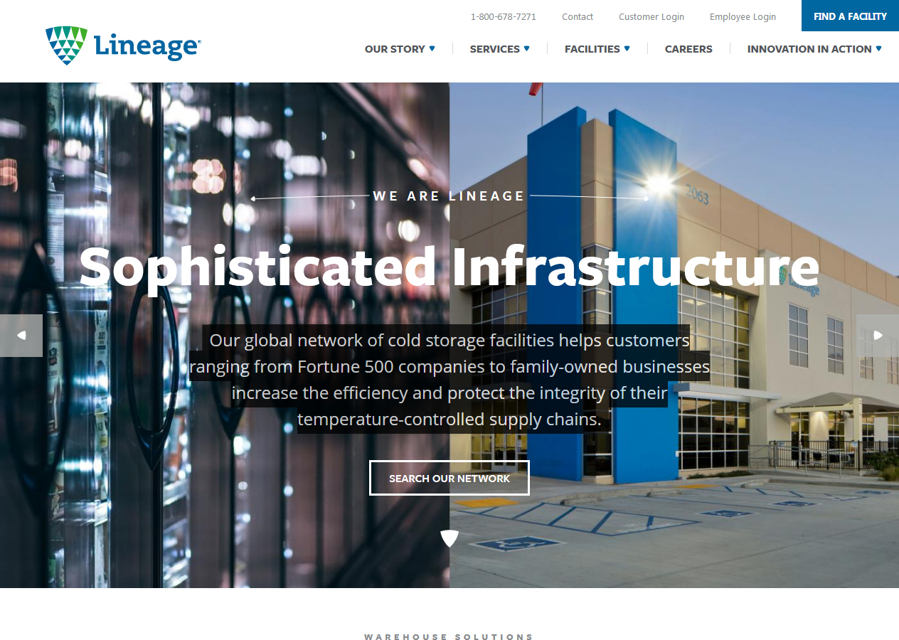 citybizlist : Boston : Lineage Logistics Acquires Preferred
